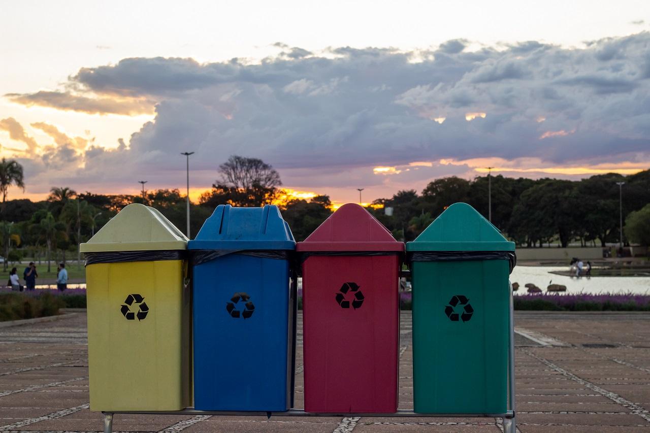 Como começou a reciclagem no Brasil?
