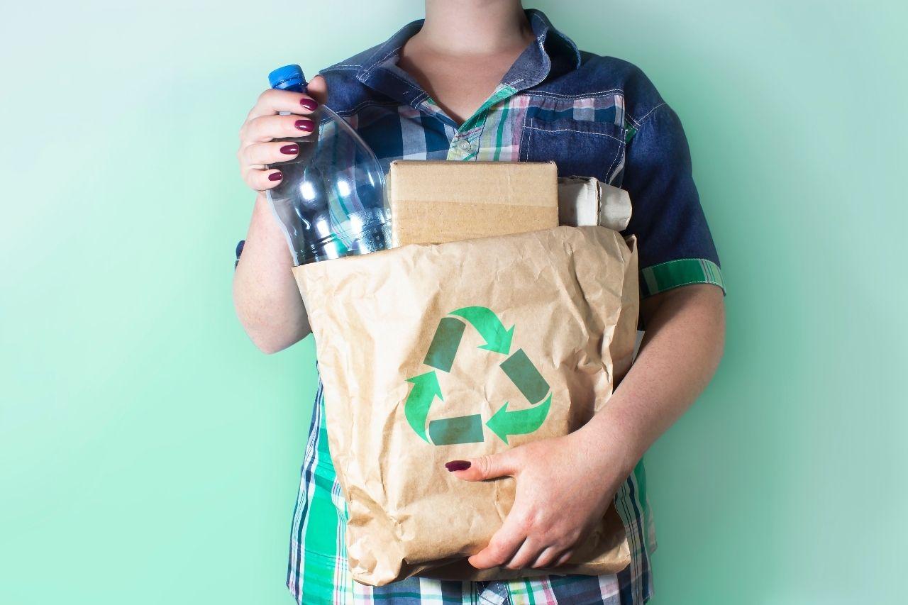 Como a pandemia impactou na reciclagem dos resíduos?