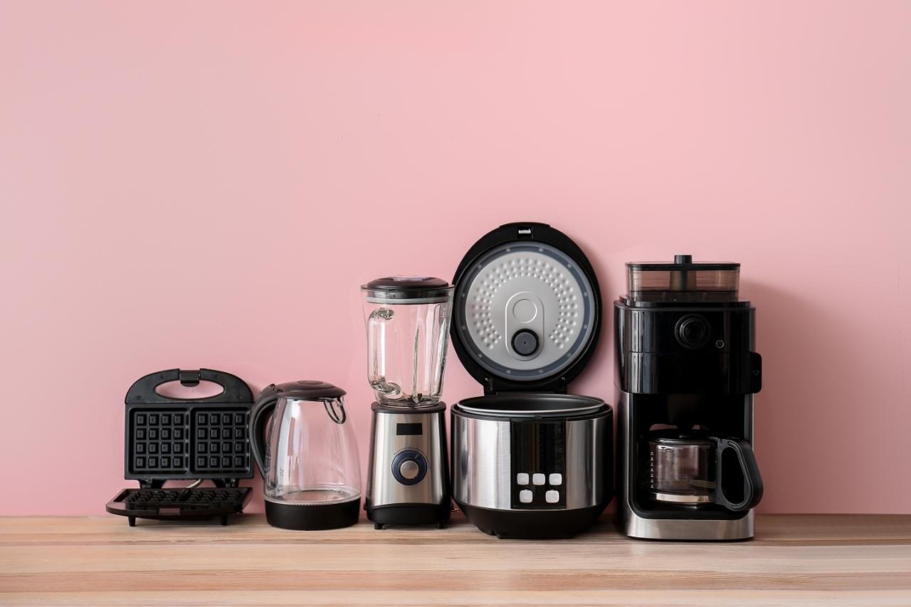 Como funciona a reciclagem de eletrodomésticos?
